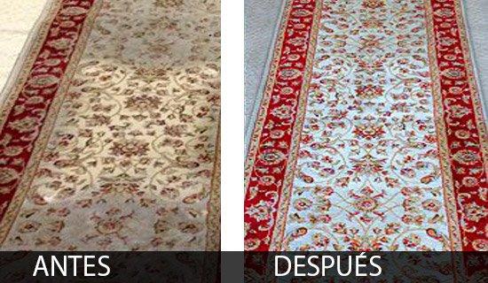 limpieza de alfombras en Madrid. Recogida y Entrega Gratis