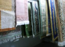 Restauración de flecos y alfombras en Madrid.